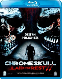 Filme Poster ChromeSkull: Laid to Rest 2 BDRip XviD & RMVB Legendado