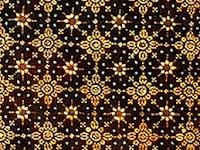 motif khas batik yogyakarta nitik