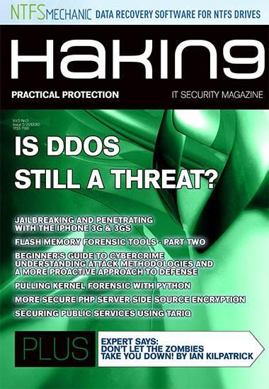 Hakin9 Magazine Issue Mei 2010