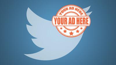Quảng cáo trên twitter đã có mặt ở nhiều nơi