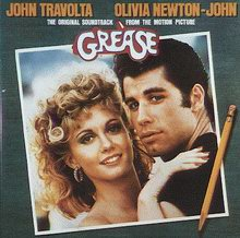 Cover of Grease soundtrack album