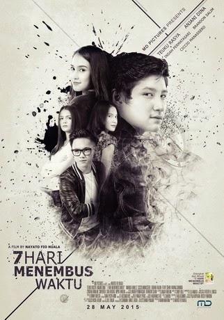Film 7 Hari Menembus Waktu 2015