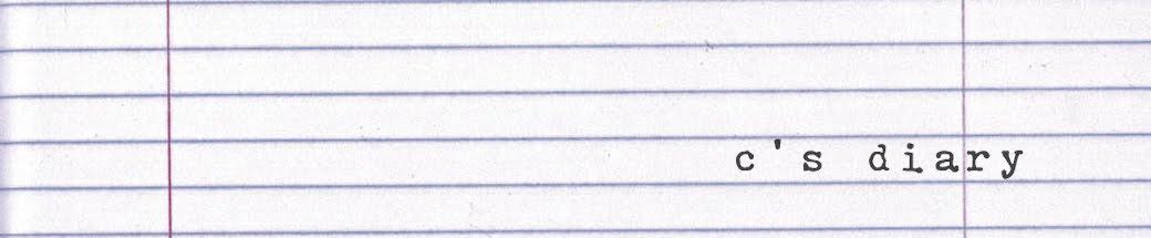 C's Diary