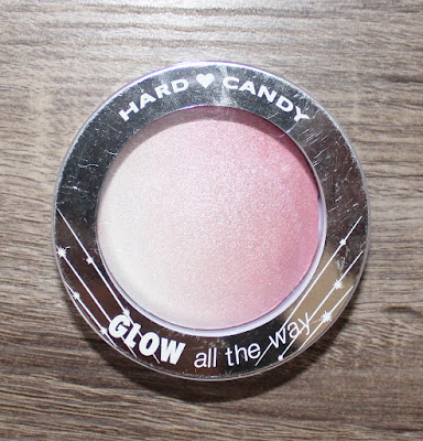 Hard Candy Glow All the Way Ombre Baked Blush in Punch