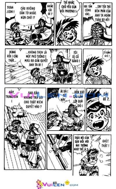 Siêu quậy Teppi chap 29 - Trang 61