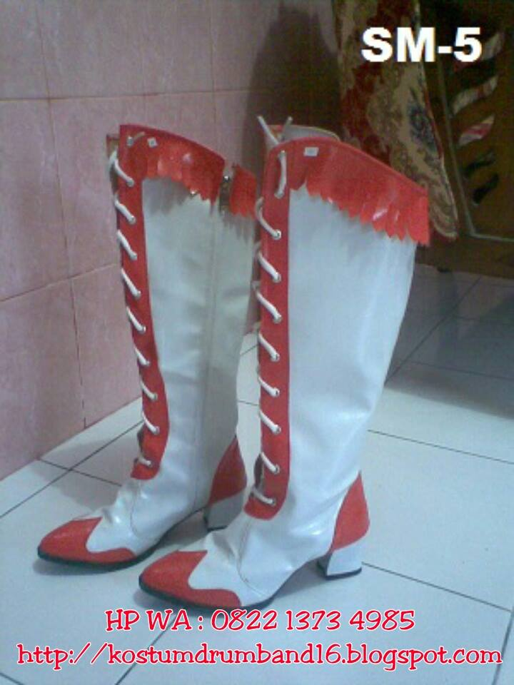 SEPATU MAYORET DRUM BAND MACHING BAND