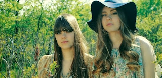 First Aid Kit Performed 'Emmylou' on Late Night with David Letterman on Tuesday / Tour Winds Up Tonight with a Show at Radio City Music Hall