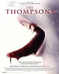 فيلم The Thompsons رعب