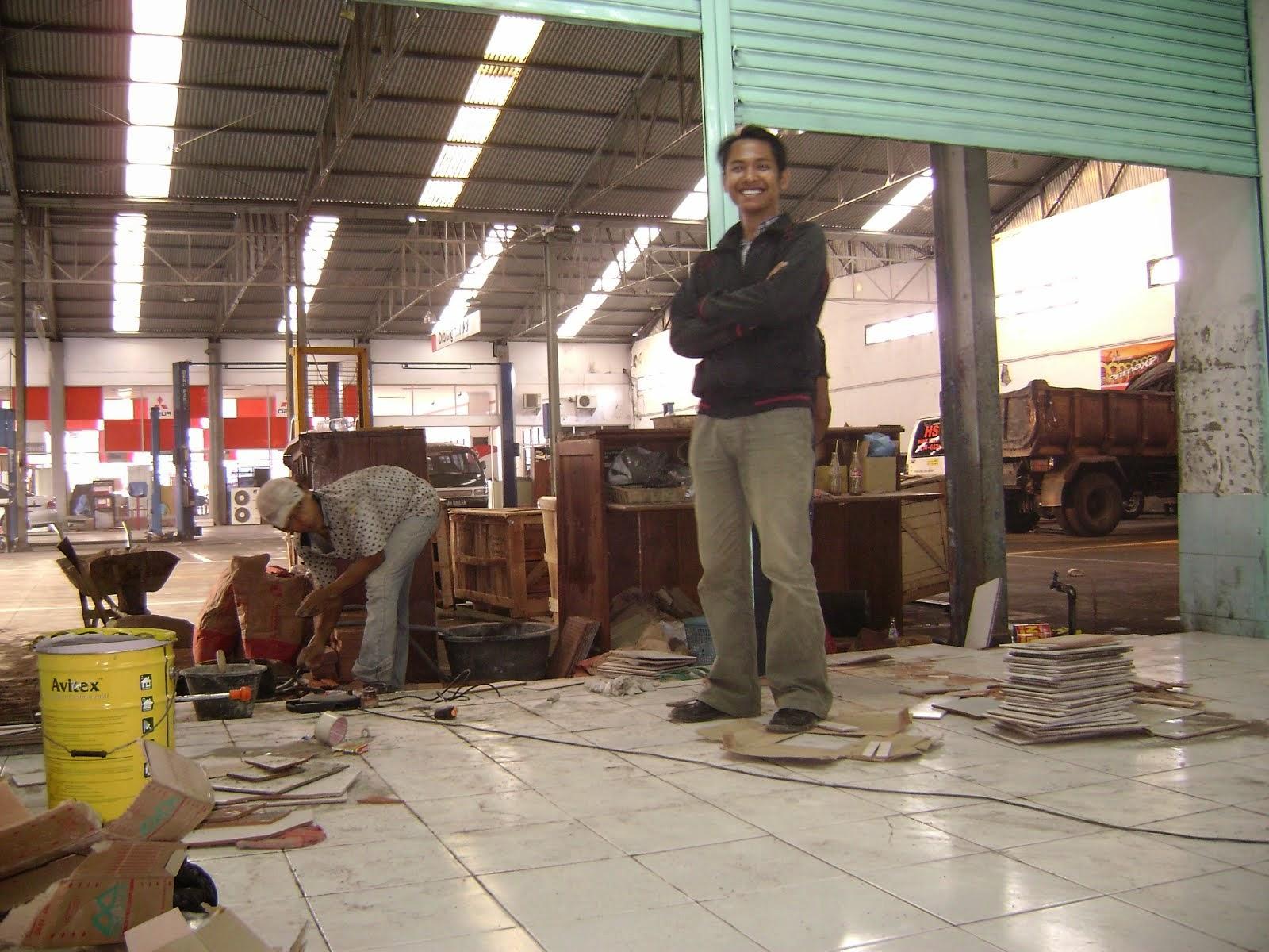pasang keramik lantai