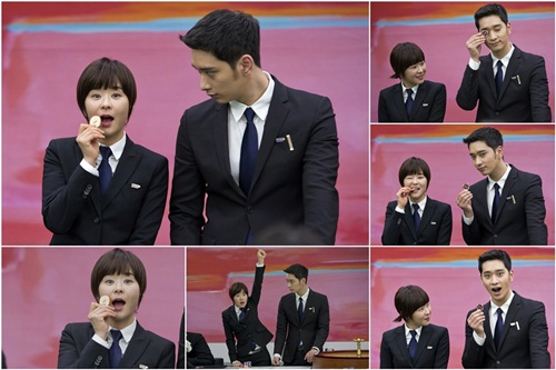 Chansung 2PM & Choi Kang Hee 'My Girlfriend is an Agent'