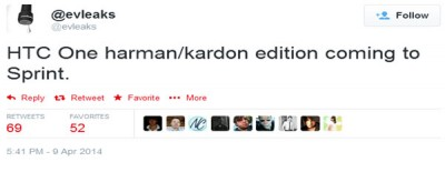 HTC One M8 Versi Harman Kardon Segera Rilis?