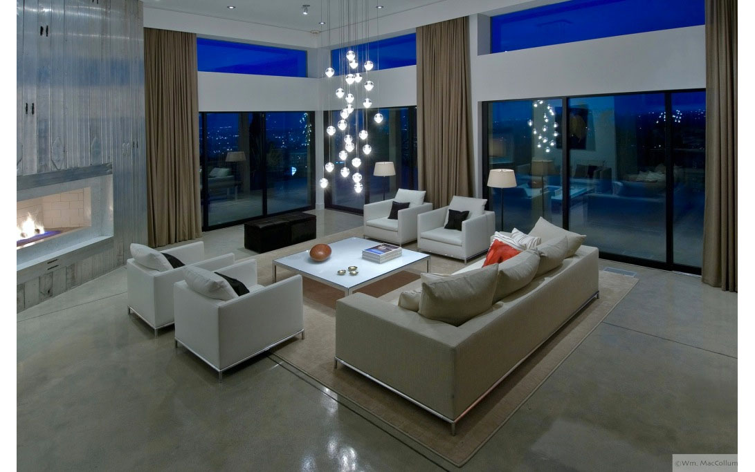 Come illuminare correttamente il soggiorno ~ home staging italia