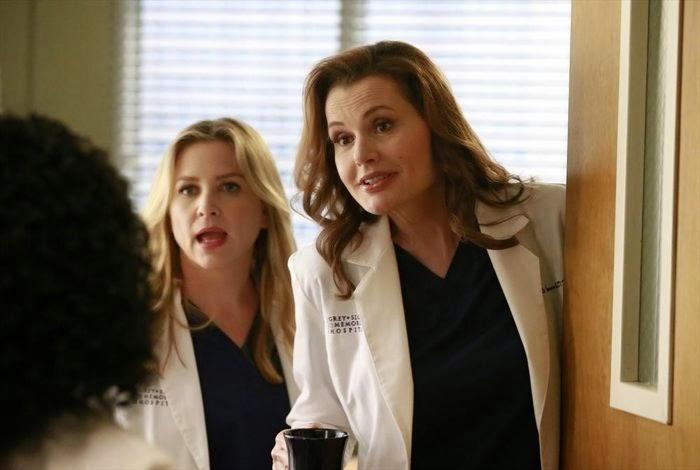 POLL : Favorite Scene from Grey's Anatomy - Risk?