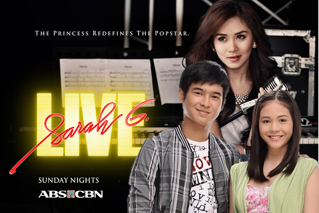 Be Careful with My Heart's Jerome Ponce and Janella Salvador on Sarah G Live this September 16