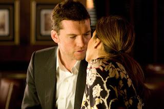 Michael e Laura, personagens do filme Apenas uma noite