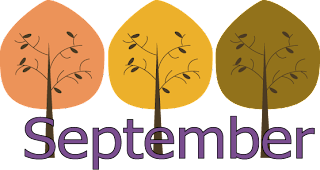 the word September