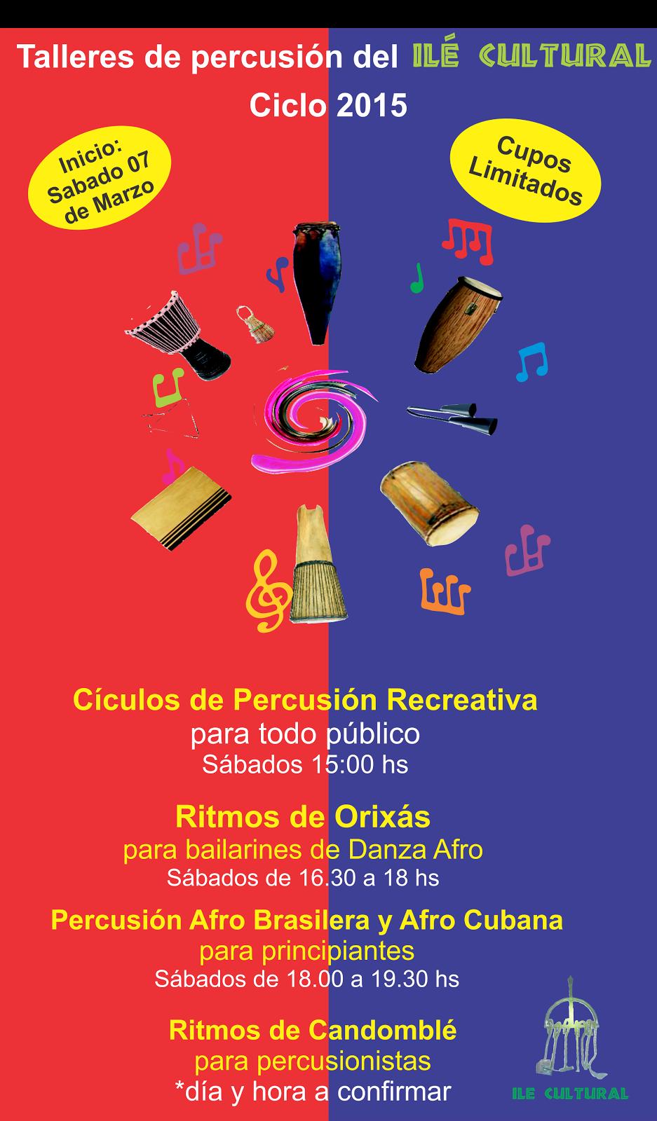 Talleres Regulares 2015