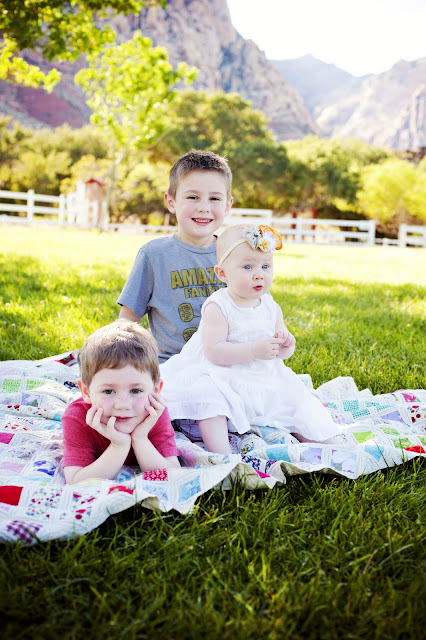Robertson Family   Las Vegas Family Photographer