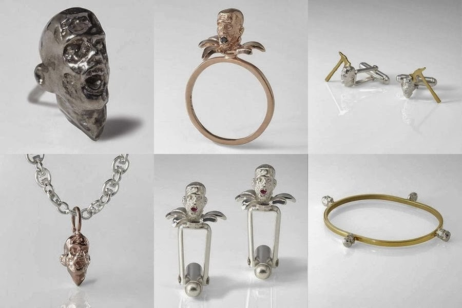 Slight Jewelery - Brains collection