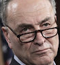 Democratic New York Senator Chuck Schumer