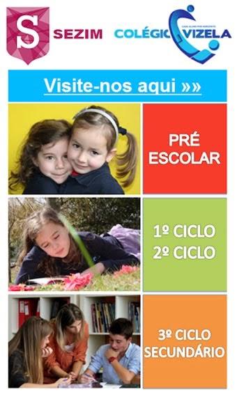 Colégio de Vizela  ensino por excelência