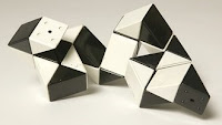 Rubik's Snake puzzle
