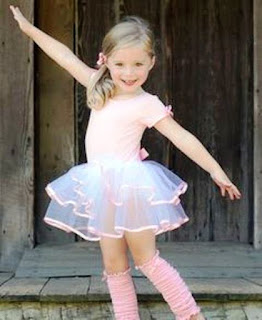 Gambar Baju Balet Anak Cewek