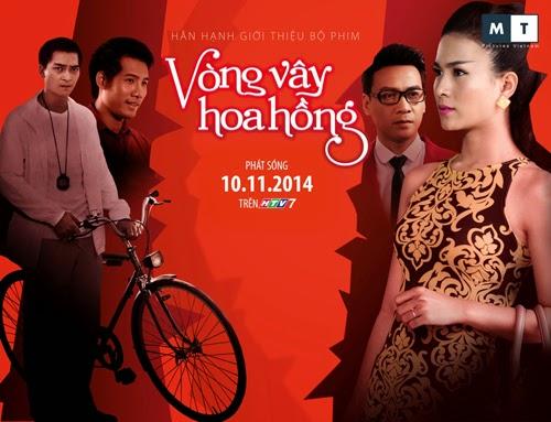 Vòng Vây Hoa Hồng PhimVN 2014 35/35 Tập