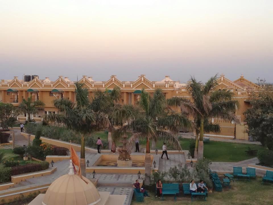 famous natural palace