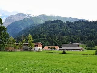 Engelberg village