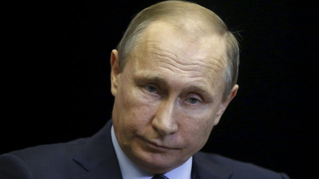 Putin Terseret Kasus Pembunuhan Eks Agen KGB