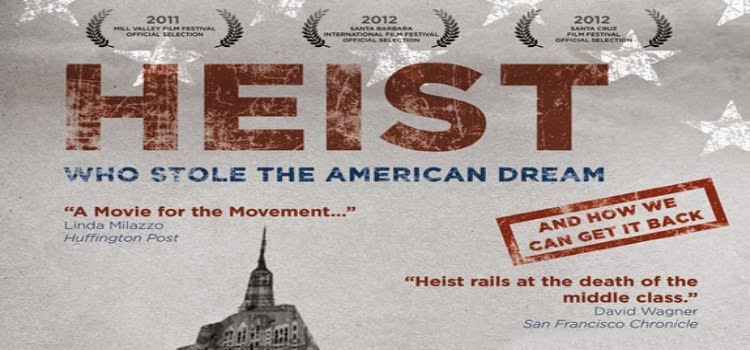 documental ladrones del sueño americano
