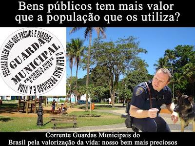 GUARDA MUNICIPAL: PATRULHEIRO, PROTETOR E AMIGO