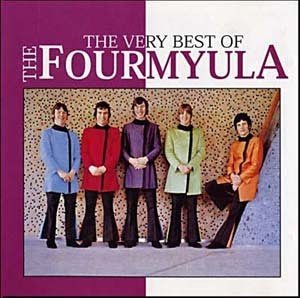 The Fourmyula - The Very Best Of The Fourmyula (2001)