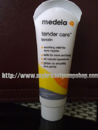 Medela Tendercare Lanolin 6 g (small tube)