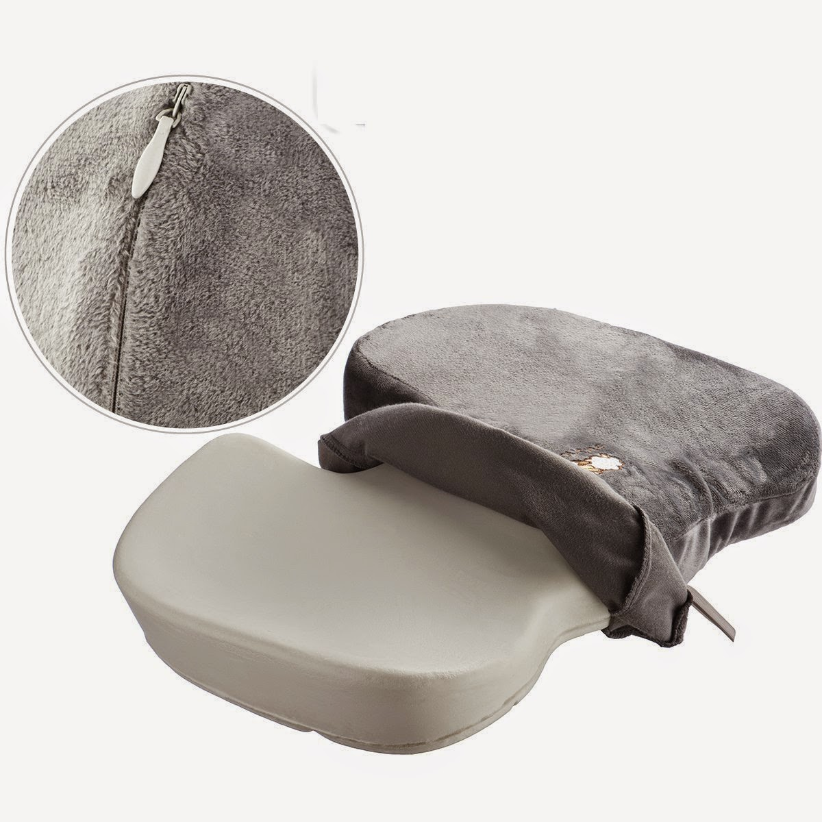 CushionCare Memory Foam Seat Cushion #CushionCarePromotion