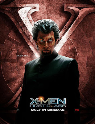 X-Men: First Class - Jason Flemyng as Azazel