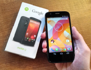 Motorola mato G (Google Play Edition)
