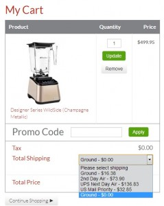 Blendtec free shipping coupon codes