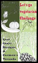 Let's go vegetarian Challenge