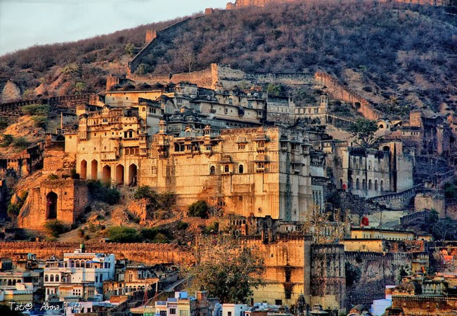 Taragarh Fort, Bundi Rajasthan