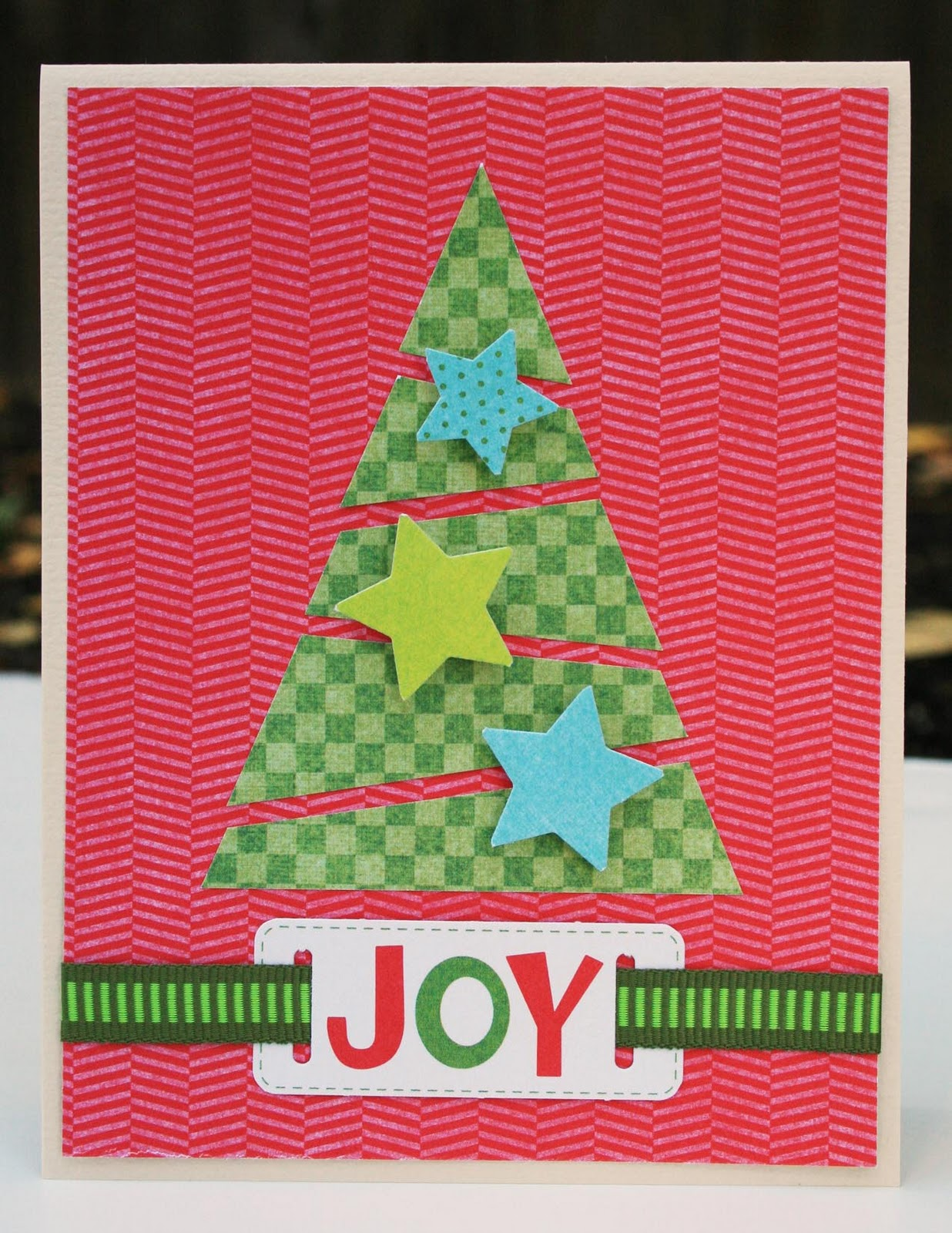 Carrot Top X 3 Christmas Cards