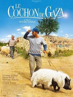 Un cerdo en Gaza (2011)