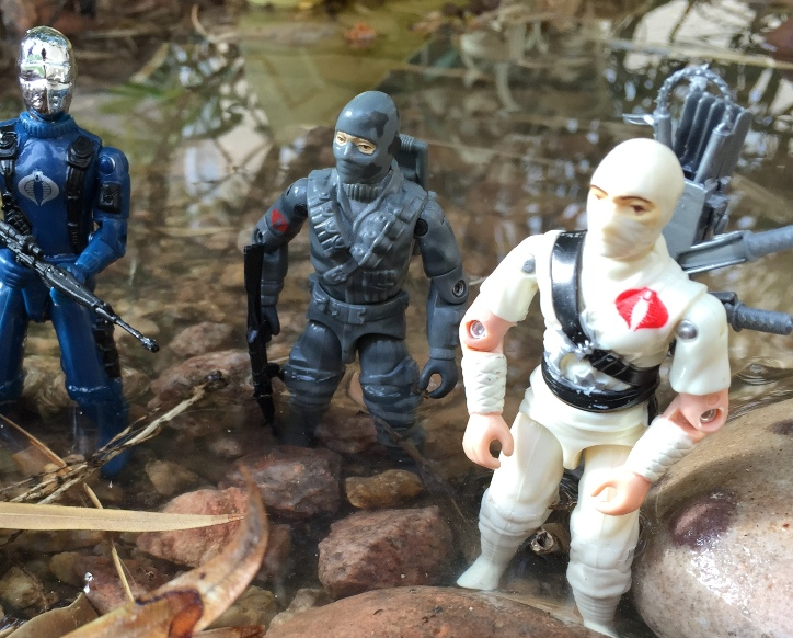 Cobra De Hielo, Ice Cobra, Argentina, Plastirama, Stormshadow,1984 Firefly, Cobra Mortal, Bootleg, Black Major