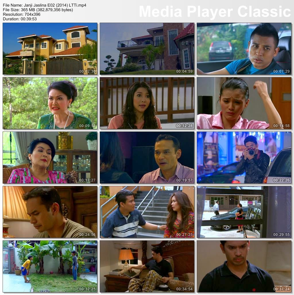Tonton Download Drama Janji Jaslina Episod 4