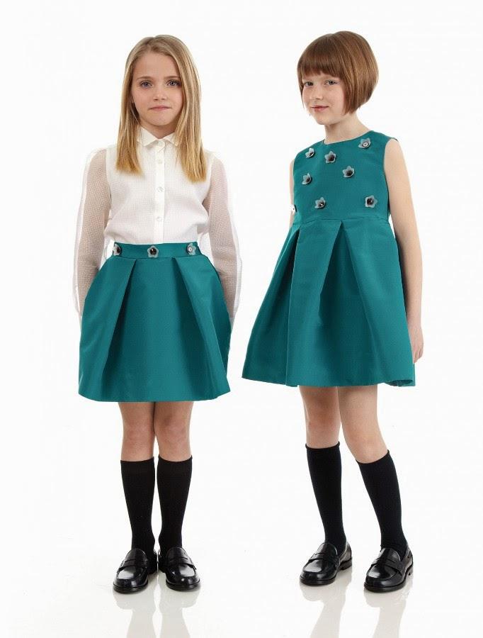 Kid Dit Mode: Collection Fendi Kids Fille