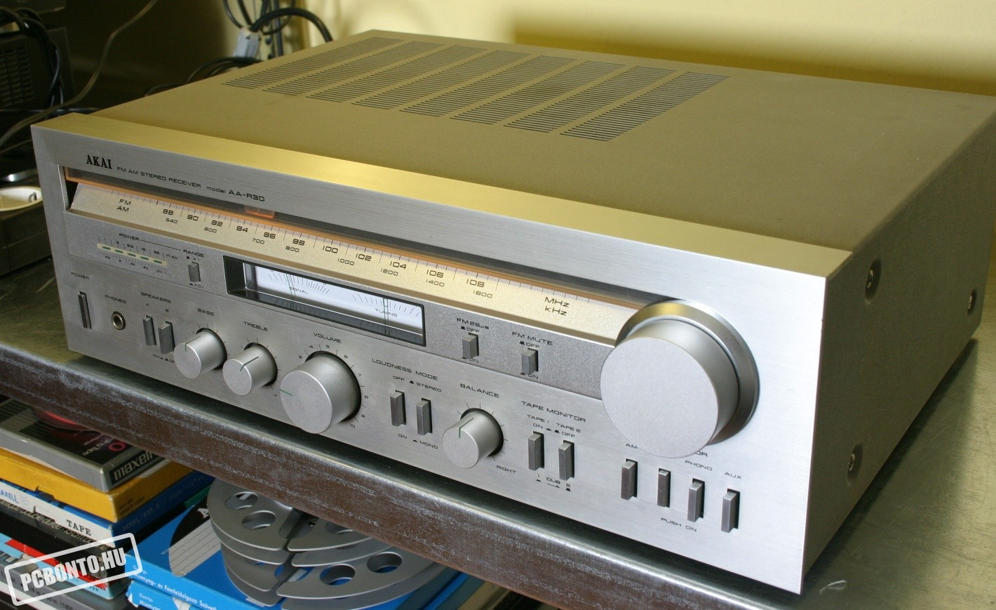Akai Aa R30 Manual Oli Rotary 2t 1200 Array Analog Stereo Receiver Audiobaza Rh Blogspot Com