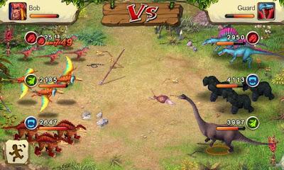Dinosaur War v1.4.1 MOD Apk