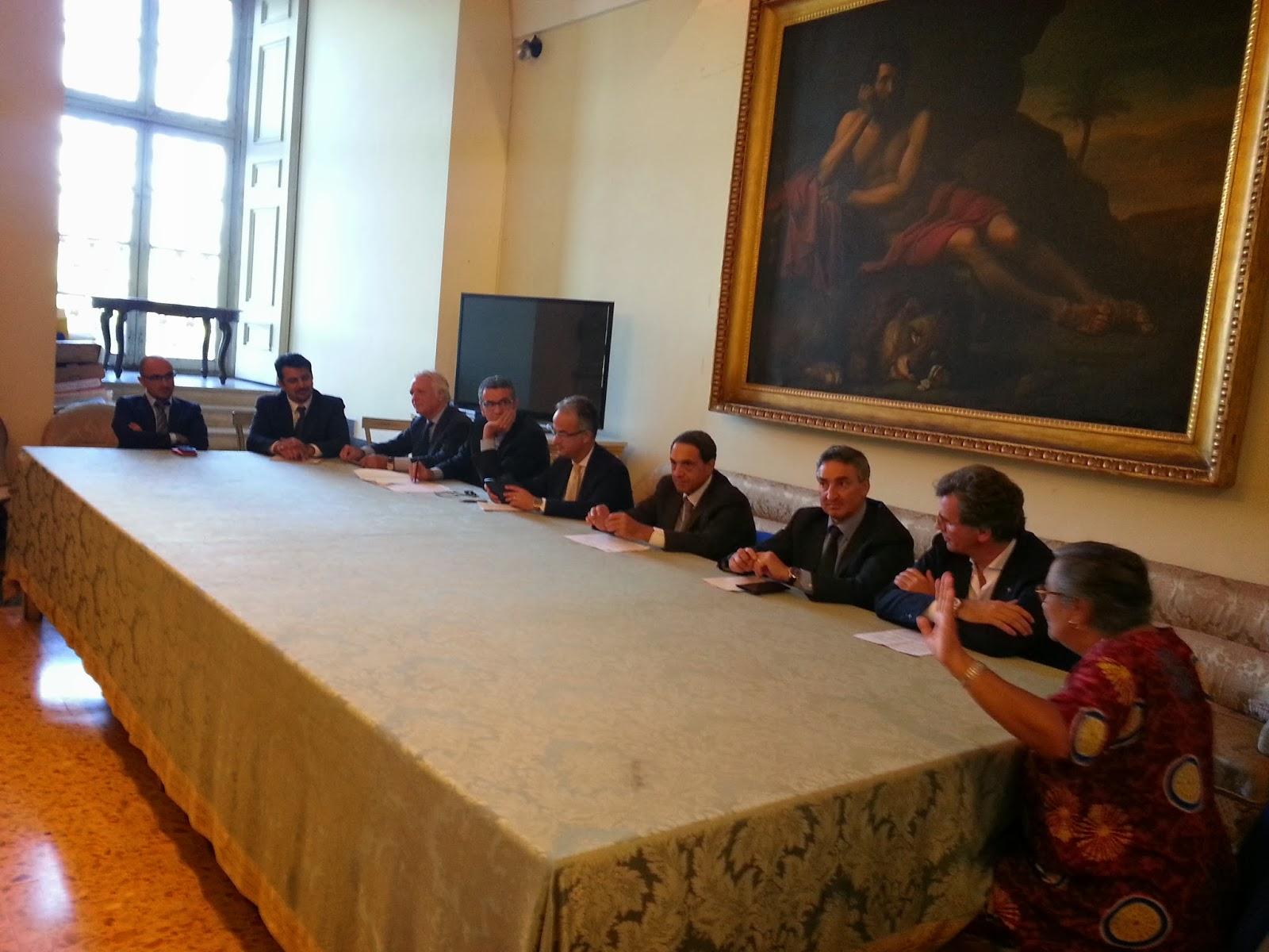 Sinergia tra Pmi Campania, Confcommercio e Confesercenti Caserta