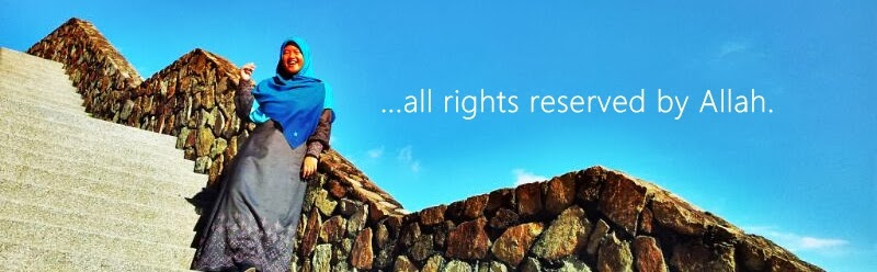 ...all rights reserved by Allah.